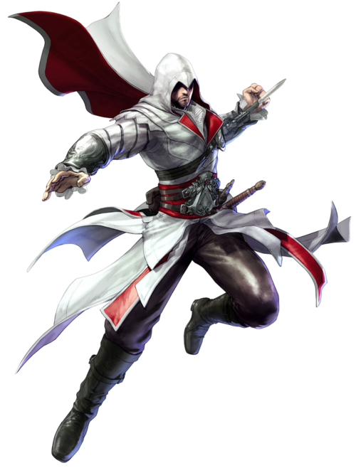 Ezio Auditore da Firenze (Soul Calibur)