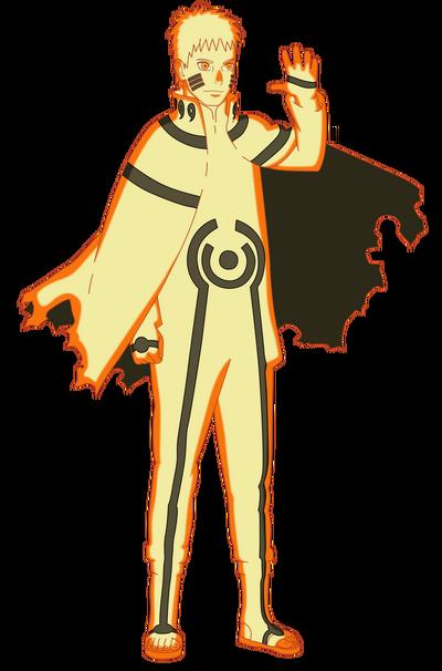 Naruto kage