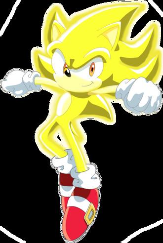 Sonicx super sonic