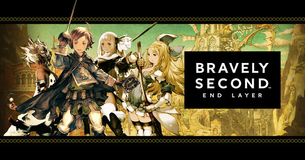 Bravely Second Title