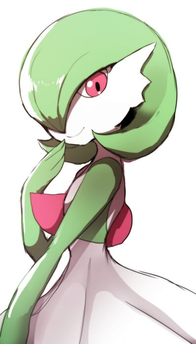 Gardevoir pokemon drawn by wada kazu sample-3f02148ebca777d5ca8762e42f4f960a