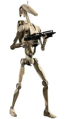 Battle Droid-0