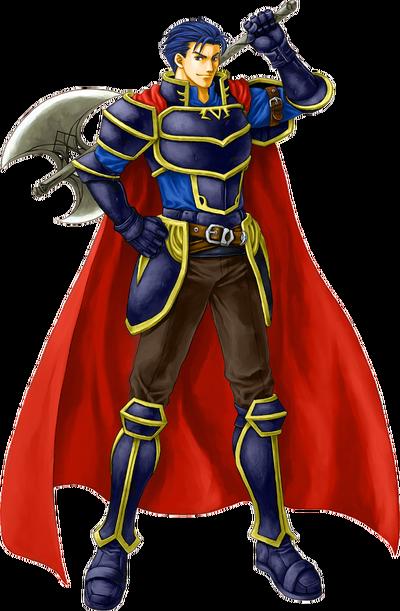 Hector Fire Emblem