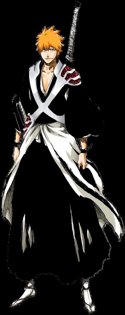 Ichigo Kurosaki True Shikai