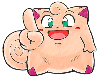 Red Clefairy PM