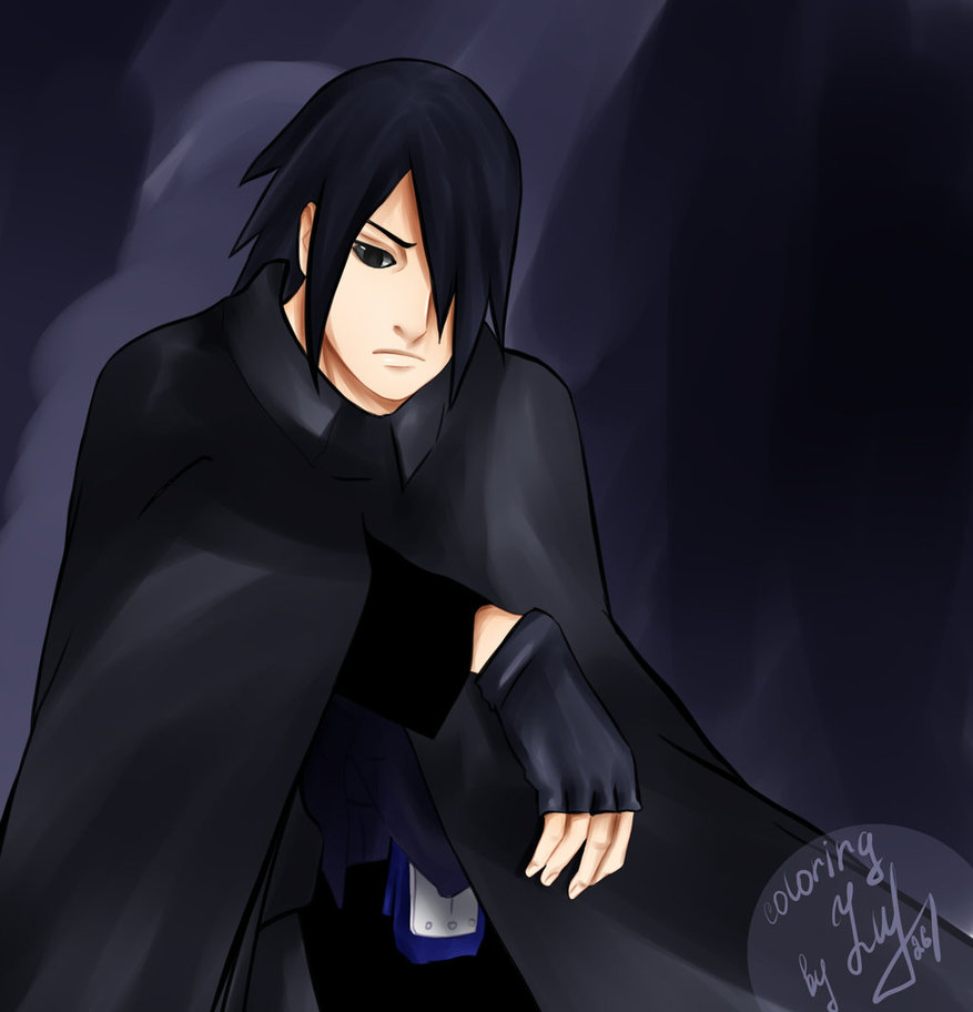 Image Sasuke Uchiha By Jul26 D8uenwj Jpg Vs Battles Wiki Fandom Powered By Wikia
