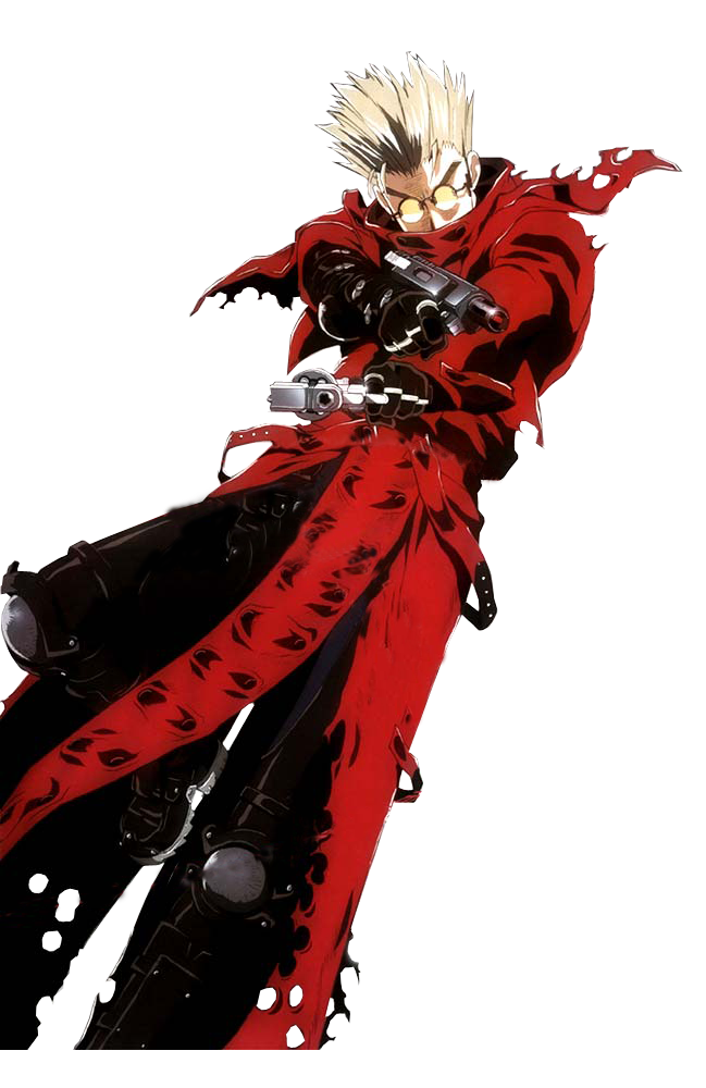 Vash The Stampede Vs Battles Wiki Fandom Powered By Wikia