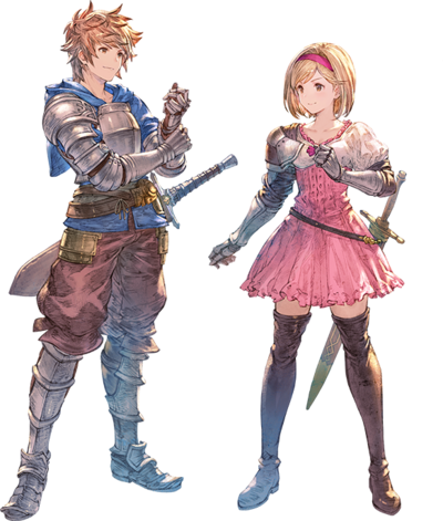 Captain (Granblue Fantasy) | VS Battles Wiki | FANDOM powered by Wikia