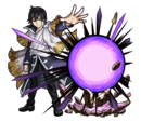 Emperor Outfit Zeref Monster Strike