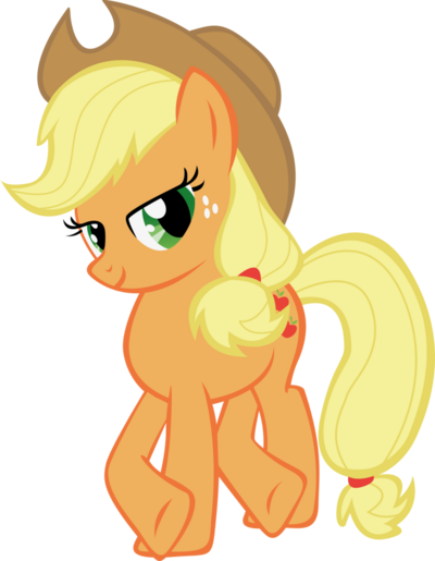 My little ponyes applejack36