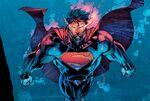 New 52 Superman - Heat Vision 01