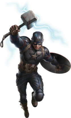 Avengers endgame captain america 1 png by captain kingsman16