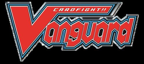 Cardfight!! Vanguard Logo Render New
