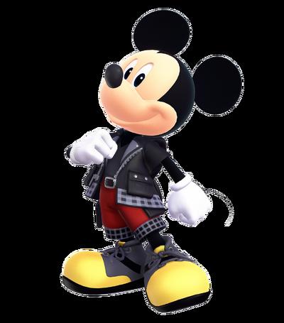 King Mickey KH III
