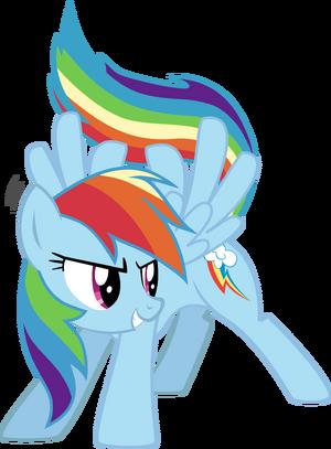 514128-rainbow dash by blackgryph0n