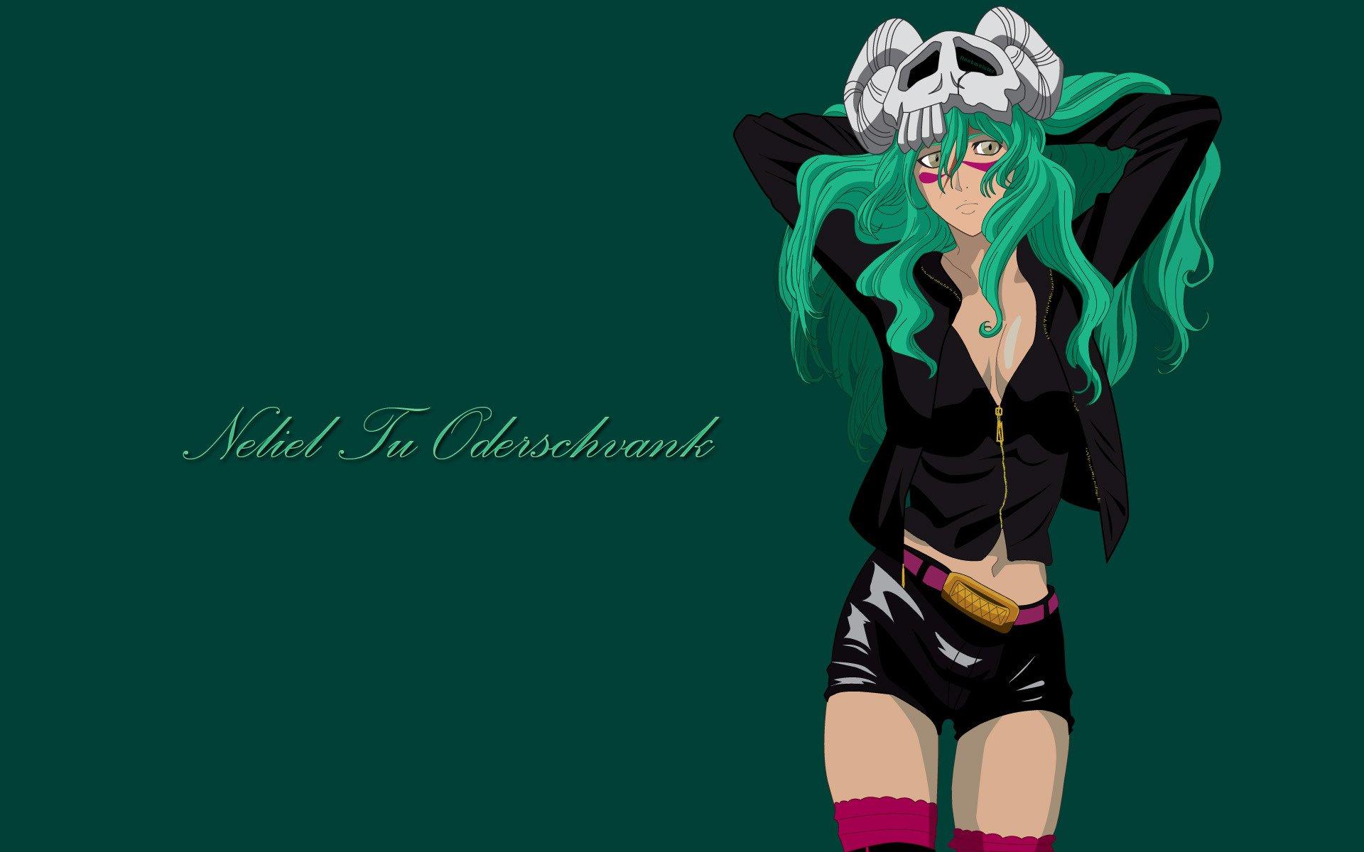 Neliel Tu Odelschwank Bleach Bleach T Anime Bleach