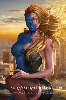 Mystique (X-Men Film Series)