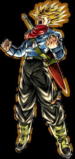 Super Saiyan Rage Legends