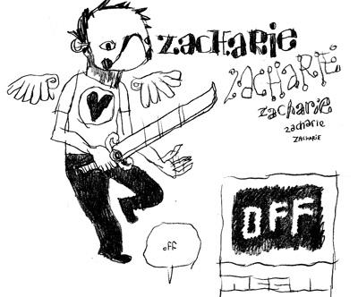 Zacharie 2