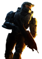 Halo Chief in 3 (Updated)