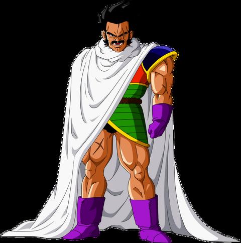 Paragus (Dragon Ball Z)