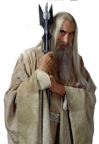 Saruman the White