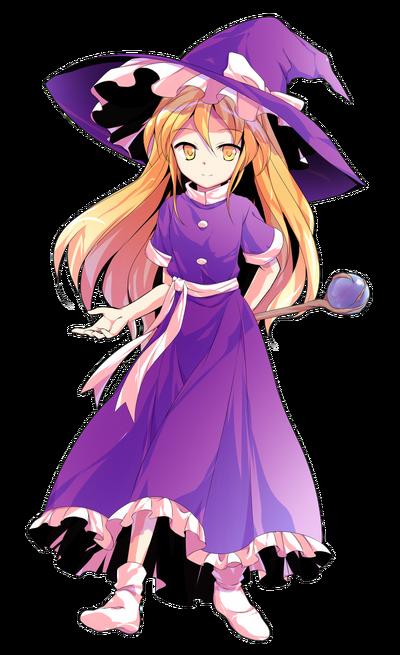 Marisa Kirisame PC98