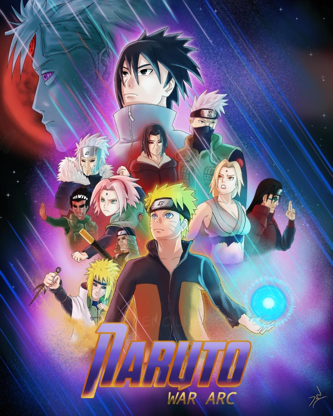 Naruto/Boruto General Discussion Thread #49 | VS Battles Wiki