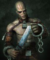 Victor Zsasz (Arkham Series)