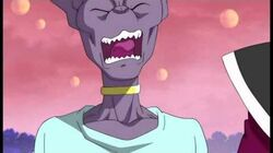 Beerus Destroys A Planet By A Sneeze