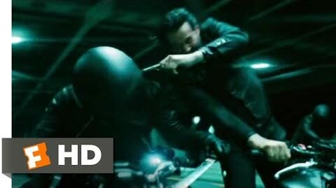 John Wick Chapter 3 - Parabellum (2019) - Motorcycle Fight Scene (7 12) Movieclips