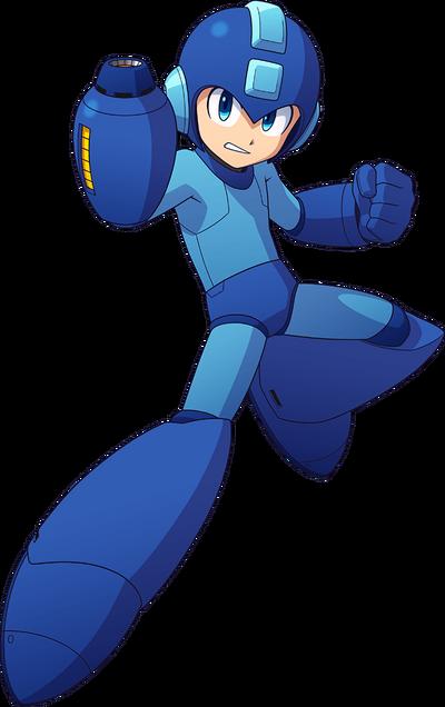 Mega Man - Version 11