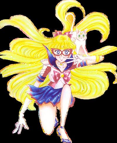 Sailor V by Dodo
