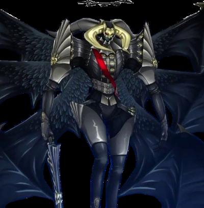 Satanael Full Body