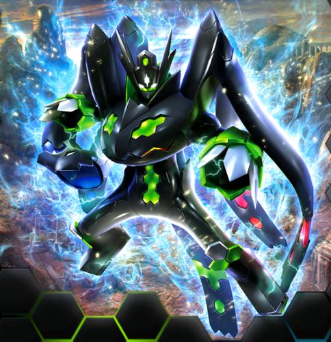 Image - Zygarde-Perfect-Form-pokemon-39573498-484-500.png | VS ...