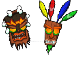 The Aku-Uka Brothers