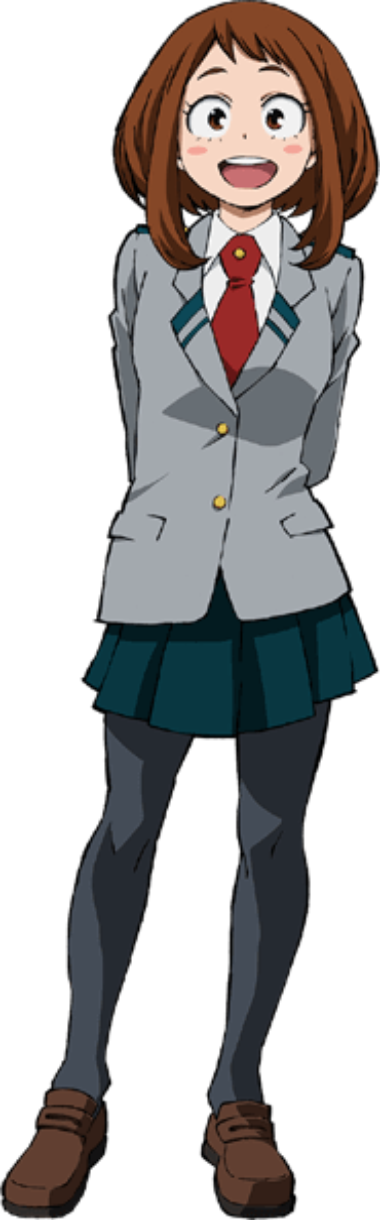 Ochako School Uniform