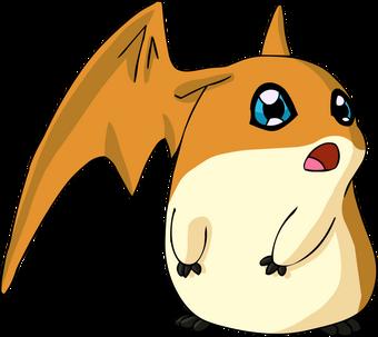 Patamon Digimon Adventure Vsdebating Wiki Fandom
