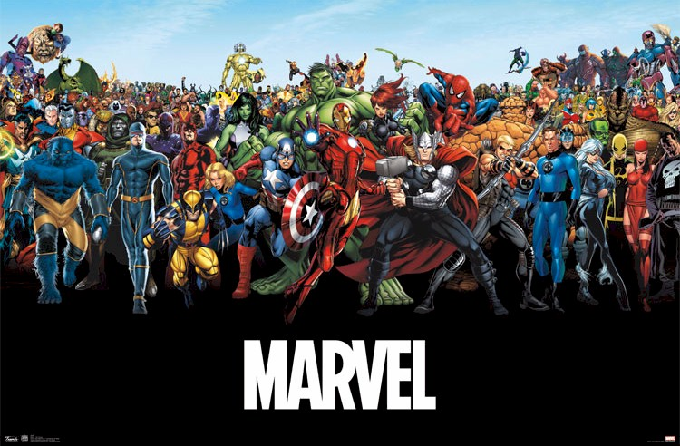 Marvel Comics Characters
