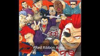 Dragon Ball OST - Red Ribbon Army