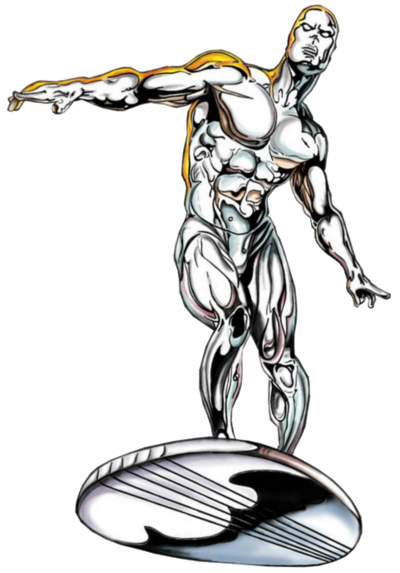 Silver Surfer Marvel Comics