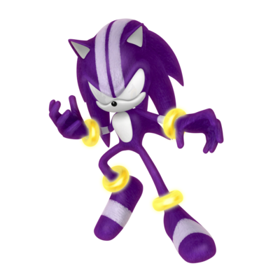 Darkspine sonic render auraless alt by nibroc rock-dadswr0