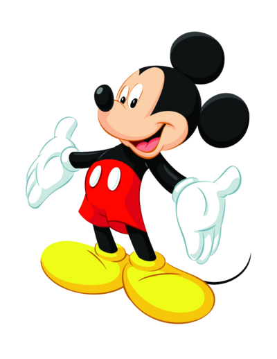 Mickey-Mouse-Transparent-Background