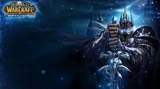 World of Warcraft Wrath of the Lich King All Cinematic Trailer WotLK Patch Cinematic