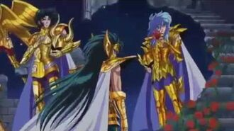 Saint Seiya - Pegasus Fantasy Full (Opening 1 Japan)