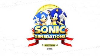 Sonic Generations Music- Death Egg Robot Boss Theme (Sonic 2 Final Boss Remix)
