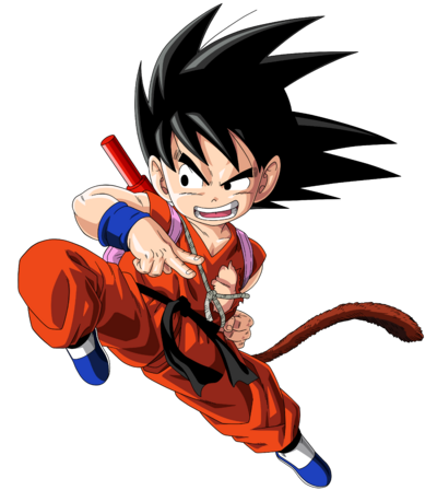 Dragon ball kid goku 19 by superjmanplay2-d57yyrv