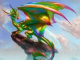 Prismatic Dragon (D&D)