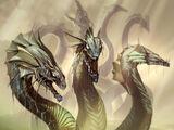 The Lernaean Hydra