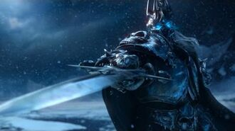 World of Warcraft- Wrath of the Lich King Cinematic Trailer